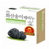 Косметическое мыло с вулканическим пеплом Mukunghwa Jeju Volcanic Scoria Body Soap 85 гр