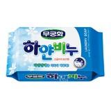 Хозяйственное мыло для светлой и белой одежды Mukunghwa White Laundry Soap 230 гр