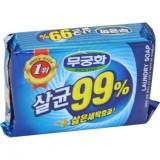 Мыло хозяйственное стерилизующее Mukunghwa Sterilization Laundry Soap 230 гр