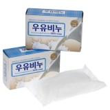Косметическое мыло молочное для сухой кожи Mukunghwa Pure Milk Soap 100 гр