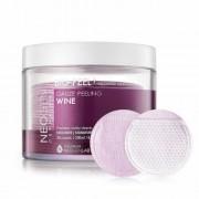 Отшелушивающие пилинг пэды с экстрактом красного вина Neogen Wine Gauze Peeling 60 шт