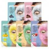 Кислородная маска для лица PUREDERM Deep O2 Bubble Mask 25 гр