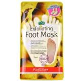 Отшелушивающая пилинг-маска для ног PUREDERM Exfoliating Foot Mask 20 мл