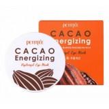 Тонизирующие гидрогелевые патчи с какао PETITFEE Cacao Energizing Hydrogel Eye Patch 60 шт
