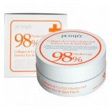 Патчи для глаз с коллагеном и коэнзим Q10 Petitfee Collagen & CoQ10 Hydro Gel Eye Patch 60 шт