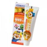 Детская зубная паста с ароматом ананаса Pororo Toothpaste For Kids Pineapple 90 гр