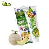 Детская зубная паста с ароматом дыни Pororo Toothpaste For Kids Melon 90 гр