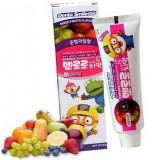 Детская зубная паста микс фруктов Pororo Toothpaste For Kids 90 гр