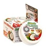 Зубная паста с кокосом 5Star4A Coconut Herbal Toothpaste Concetrated 25 гр