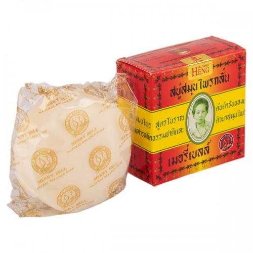 Натуральное медовое мыло с витамином Е Madame Heng Honey Soap Vitamin E 50 гр