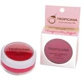 Бальзам для губ с кокосовым маслом TROPICANA Natural Coconut Lip Balm 10 гр