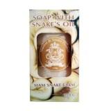 Мыло со змеиным маслом для лечения проблемной кожи Soap with Snake's Oil 120 гр