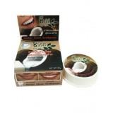 Тайская травяная зубная паста с кокосовым маслом Нerbal clove coconut toothpaste BIO WAY (шайба) 25 гр
