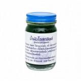 Традиционный тайский бальзам для тела Зеленый Osotthip