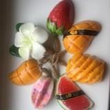 Мыло фруктовое Тайланд