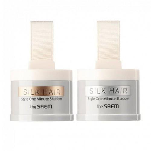 Оттеночное средство для волос The Saem Silk Hair Style One Minute Shadow 4 гр