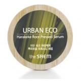 Сыворотка с экстрактом корня новозеландского льна The Saem Urban Eco Harakeke Root Pressed Serum 17 гр