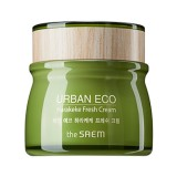 Освежающий крем c экстрактом новозеландского льна The Saem Urban Eco Harakeke Fresh Cream 60 мл