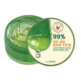 Универсальный гель с алоэ The Saem Jeju Fresh Aloe Soothing Gel 99% 300 мл