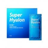 Кислородная увлажняющая маска-пенка VT Cosmetics Super Hyalon Bubble Sparkling Booster 10 гр