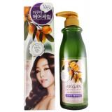 Аква-сыворотка с аргановым маслом для сухих и жестких волос WELCOS CONFUME Argan Treatment Aqua Hair Serum 500 мл