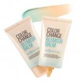 СС крем, меняющий цвет на коже SPF25 PA++ WELCOS Color Change Blemish Balm SPF25 PA++ 50 мл
