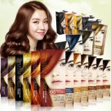 Краска для волос на фруктовой основе WELCOS Fruits Wax Pearl Hair Color 60 мл