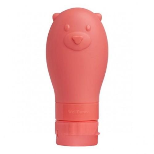 Осветляющая пенка для очищения с силиконовой щеткой WELLDERMA Gomdochi Foam Cleanser Brightening 60 мл