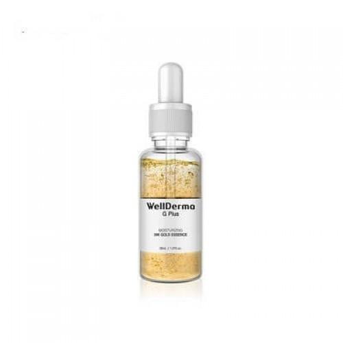 Эссенция с золотом и витамином С WellDerma Moisturizing 24k Gold Essence 30 мл