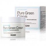 Интенсивно увлажняющий крем YADAH Pure Green Moisturizing Cream 50 мл