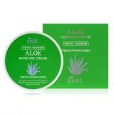 Увлажняющий крем для лица с алоэ Ekel Aloe Moisture Cream 100 гр