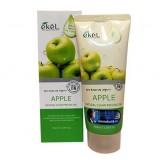 Пилинг-скатка с экстрактом яблока Ekel Apple Natural Clean Peeling Gel 100 мл