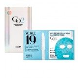 Набор для 1 процедуры карбокситерапии Esthetic House Secret19 CO2 Esthetic Formula Carbonic Mask 15 мл