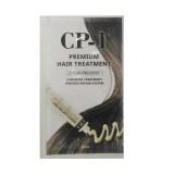 Протеиновая маска для восстановления волос Esthetic House CP-1 Premium Hair Treatment Sample саше 12.5 мл