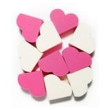 Набор спонжей для макияжа Etude House My Beauty Tool Heart-Shaped Sponge 10 шт