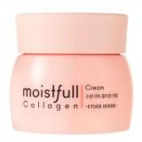 Крем для лица с морским коллагеном Etude House Moistfull Collagen Cream 75 мл