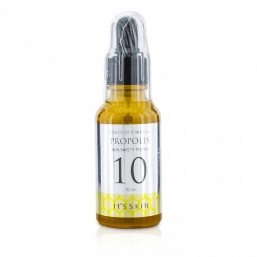 Успокаивающая сыворотка для лица с экстрактом маточного молочка It's Skin Power 10 Formula Propolis 30 мл