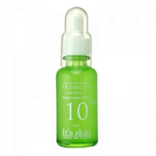 Сыворотка с витамином B6 для жирной кожи It's Skin Power 10 Formula VB Effector
