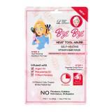 Восстанавливающая маска для волос поврежденных от термоукладок Lindsay Bye Bye Heat Tool Abuse Self-Heating Steam Hair Mask 30 гр + 1 шт