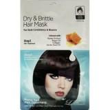 Восстанавливающая маска для сухих и поврежденных волос LINDSAY Dry&Brittle Conditioning Hair mask 30 гр + шапочка