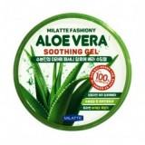 Универсальный гель с алоэ Milatte Fashiony 100% Aloe Vera Soothing Gel 300 мл