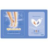 Маска для ног с гиалуроновой кислотой Mijin MJ Foot Care Pack