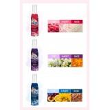 Парфюмированный спрей-кондиционер антистатик PIGEON Rich Perfume Spray Bottle 80 мл