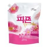 Кондиционер для белья концентрированный РОЗА PIGEON Regular Pink мягкая упаковка 2,1 л