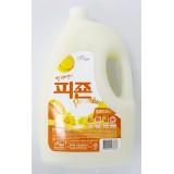 Кондиционер для белья концентрированный МИМОЗА PIGEON Regular Yellow бутылка 3,5 л