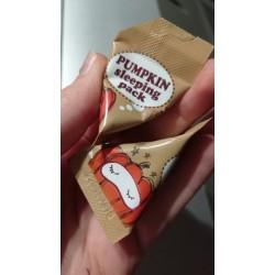 Обзор: TOO COOL FOR SCHOOL Pumpkin Sleeping Pack Sample